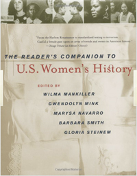 A Reader's Companion to the Hisory of Women in the U.S.